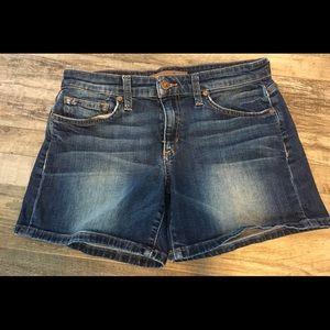 Joes jean shorts 26